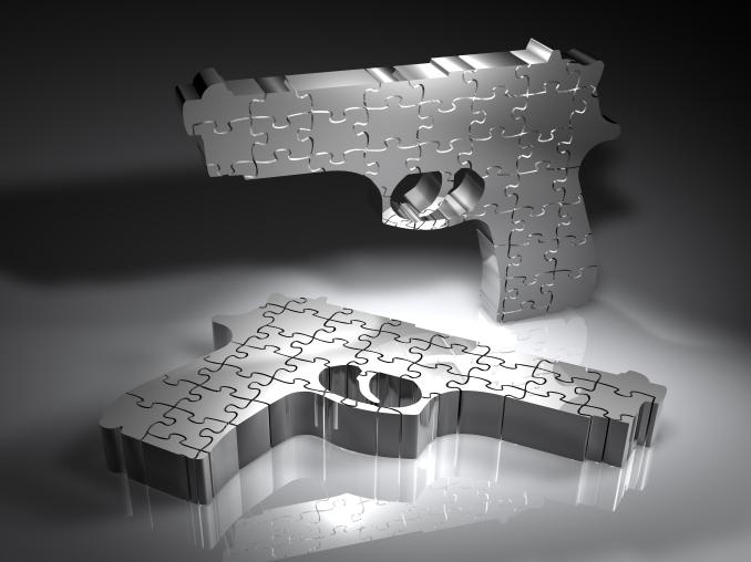 pistolbild