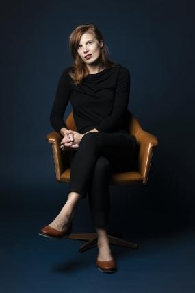 Lydia Sandgren. Foto: Emelie Asplund