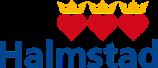 Halmstads kommuns logotyp.